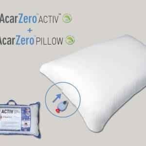 AcarZero™ ACTIV™ + AcarZero™ PILLOW