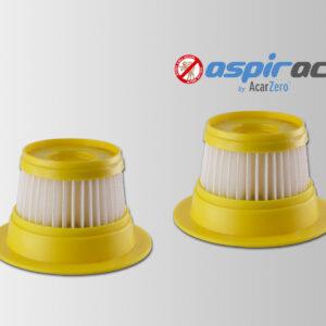 Coppia filtri HEPA